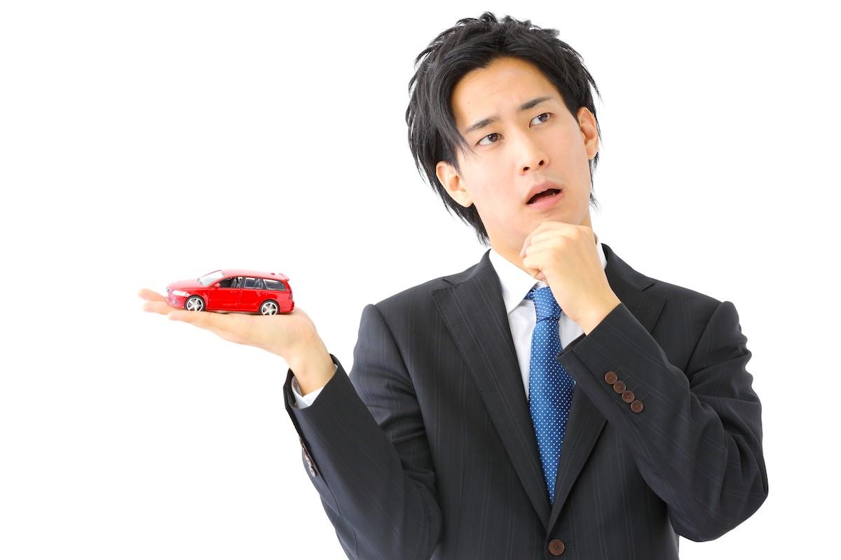 車を手放す時期