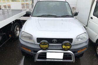 平成8年式 RAV4 J(トヨタ)の事故車・廃車買取事例写真